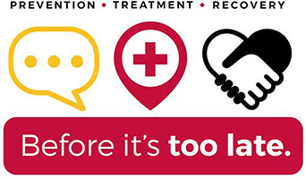 Before It's Too Late Logo